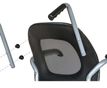 Push Handles for REVO Wheelchairs